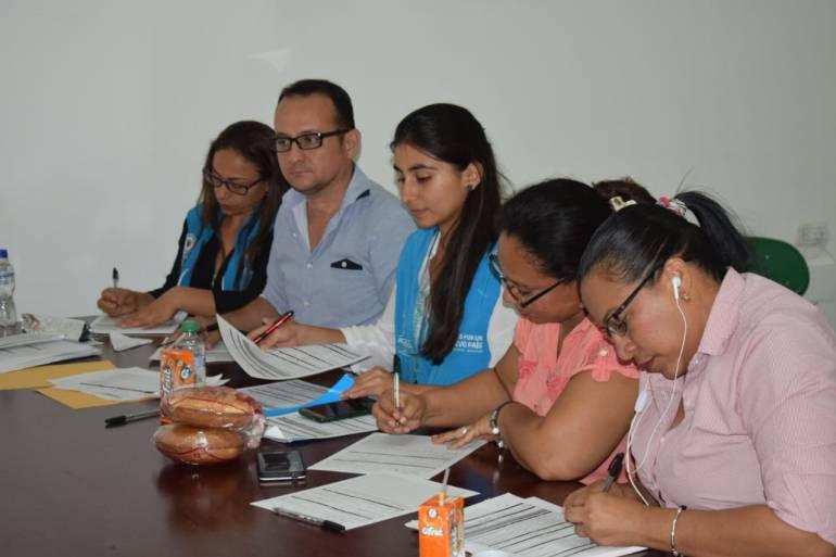 Continua proceso de beneficiarios del programa mi negocio en Arjona: Continua proceso de beneficiarios del programa mi negocio en Arjona