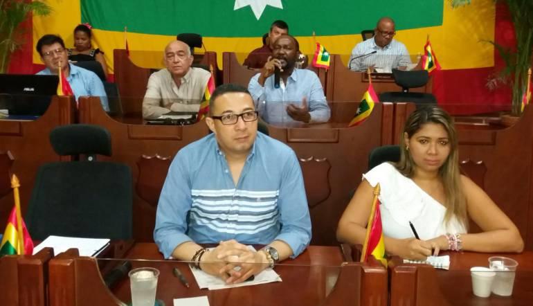Concejo de Cartagena conoce proyecto de zona franca agroindustrial: Concejo de Cartagena conoce proyecto de zona franca agroindustrial