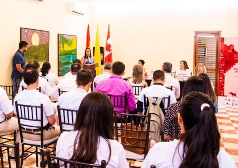 Universidad Bellas Artes realiza Semana Internacional en Cartagena: Universidad Bellas Artes realiza Semana Internacional en Cartagena