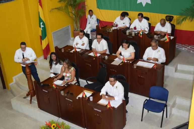 Concejo de Cartagena rinde cuentas a la ciudadanía: Concejo de Cartagena rinde cuentas a la ciudadanía