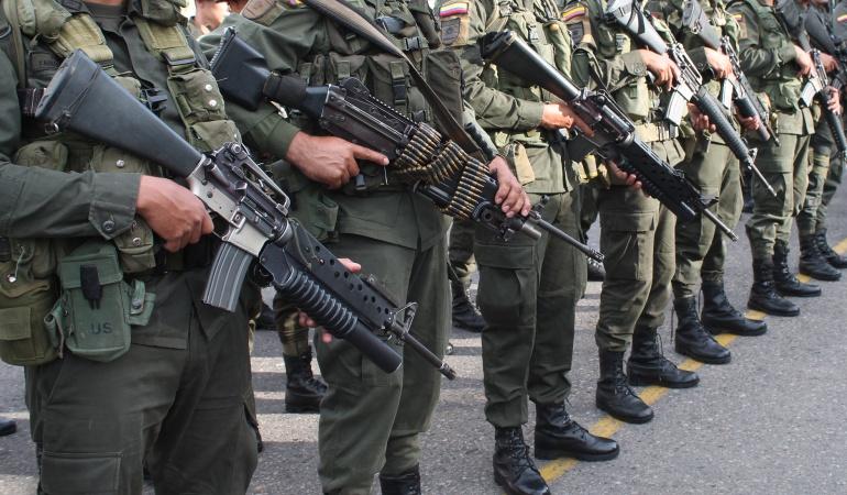 Capturan falsos policías en Norte de Santander