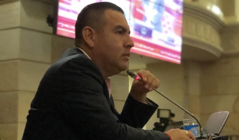 Wilmer Carrillo Mendoza Representante a la Cámara por Norte de Santander,