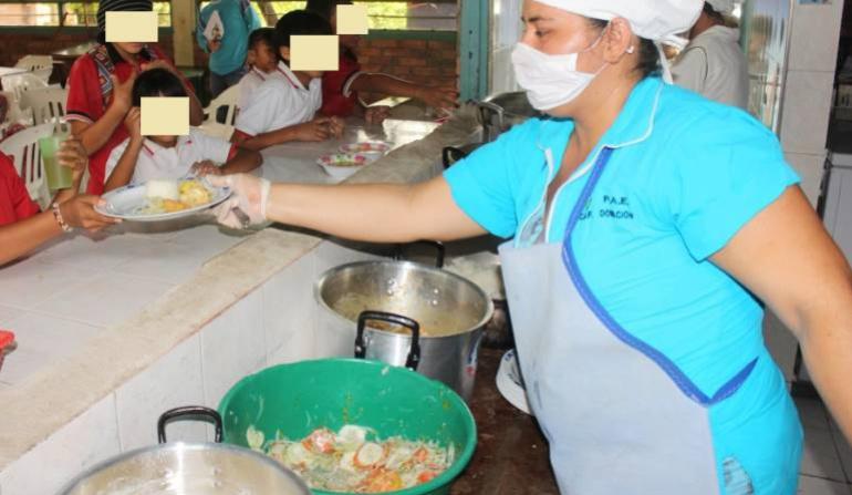 Programa de alimentación escolar: Pruebas microbiológicas ponen en duda calidad del PAE