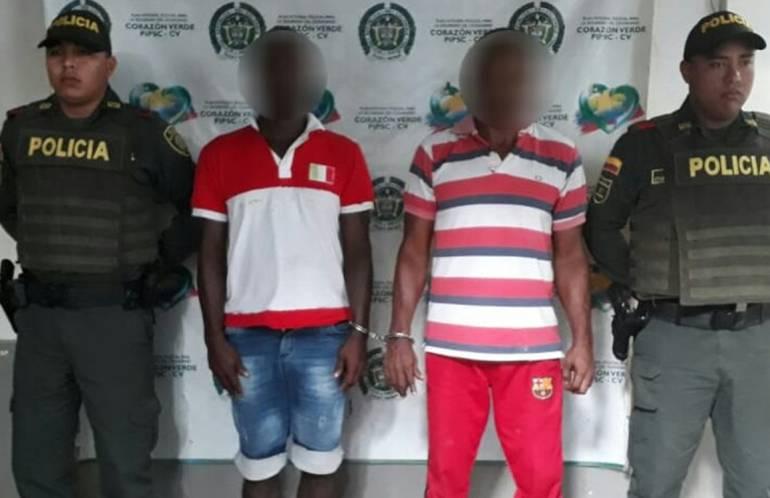 Capturados tío y sobrino que robaban en viviendas de Villanueva, Bolívar: Capturados tío y sobrino que robaban en viviendas de Villanueva, Bolívar
