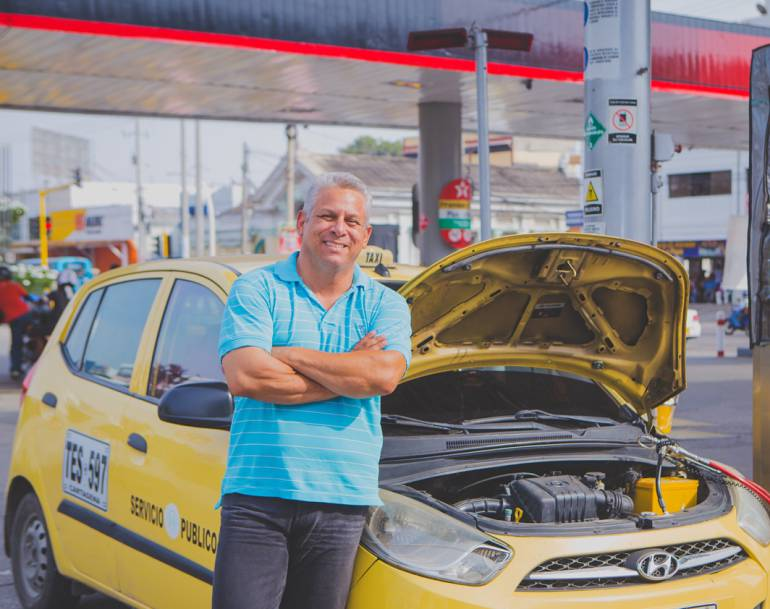 Diferencia entre precios de gasolina y gas natural en Cartagena es del 41%: Diferencia entre precios de gasolina y gas natural en Cartagena es del 41%