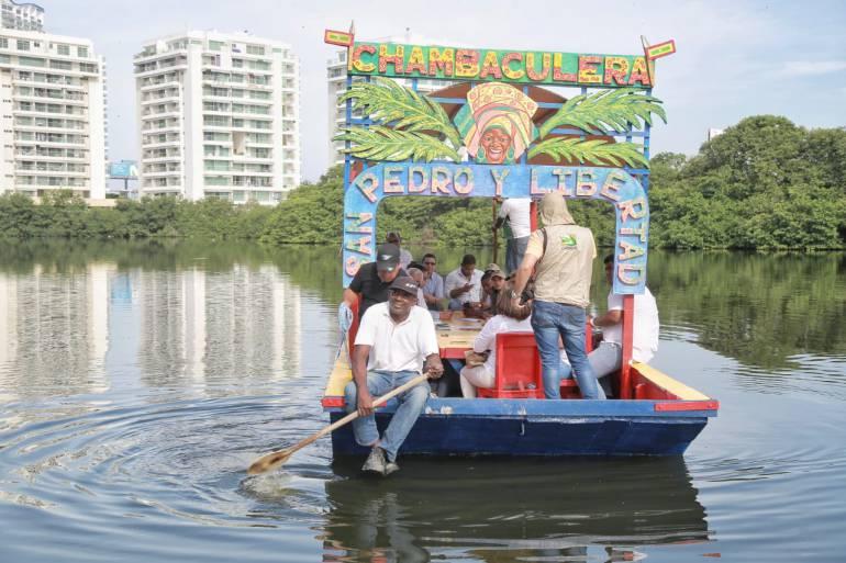 La Chambaculera, recuperando el Caño Juan Angola de Cartagena: La Chambaculera, recuperando el Caño Juan Angola de Cartagena