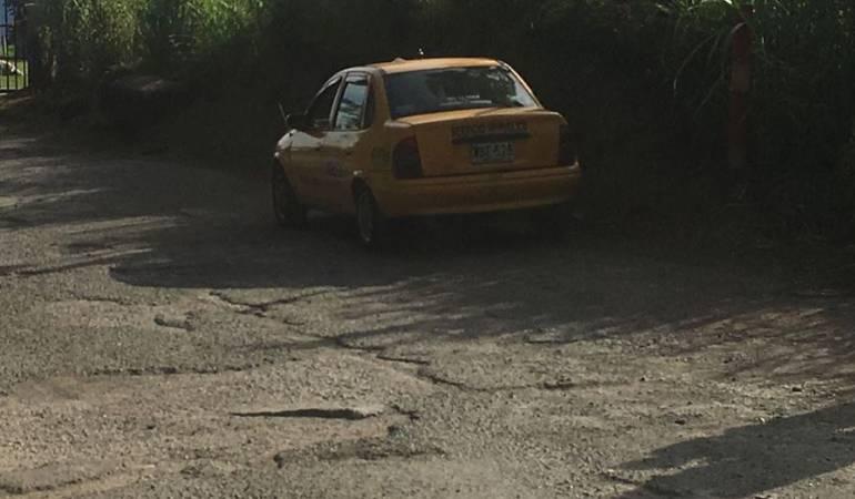 Taxista muerto, 46 homicidios en Manizales,: Taxistas están de luto por el asesinato de uno de sus compañeros