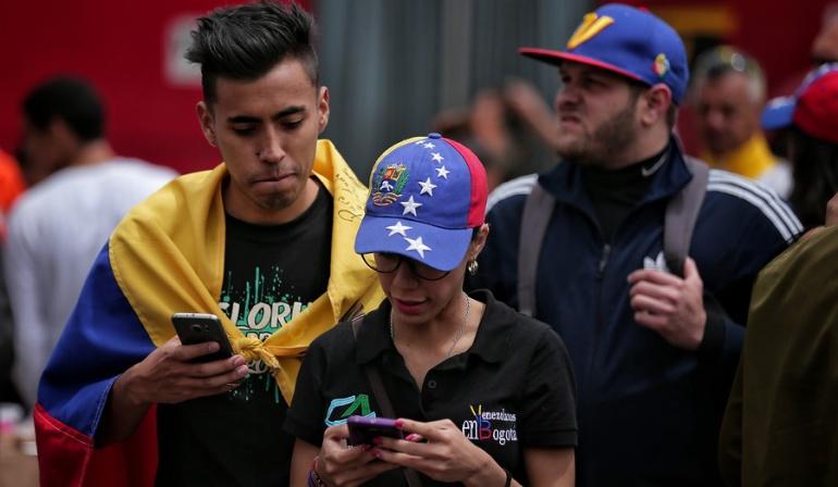 Venezolanos en Colombia: Ipiales en estado de emergencia por desbordado arribo de venezolanos