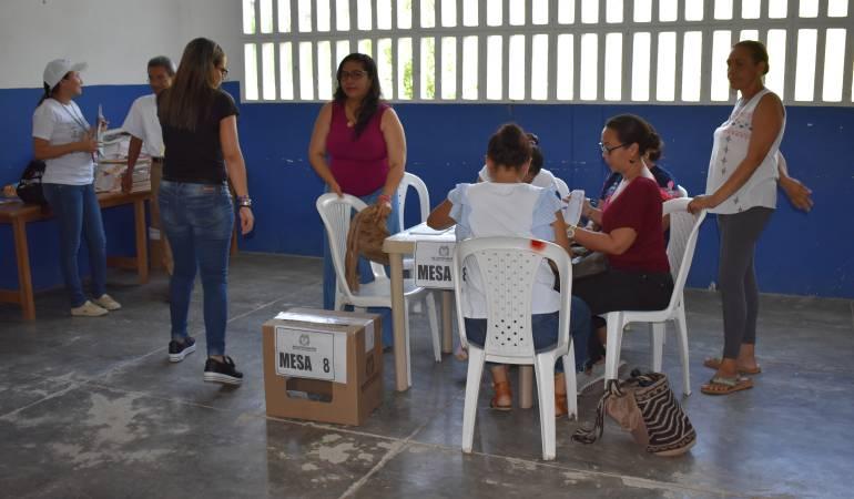 Elecciones Sucre.
