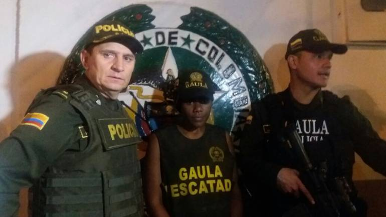 Liberaciòn: Fue liberada en Cali la hija del alcalde de Sipí Chocó