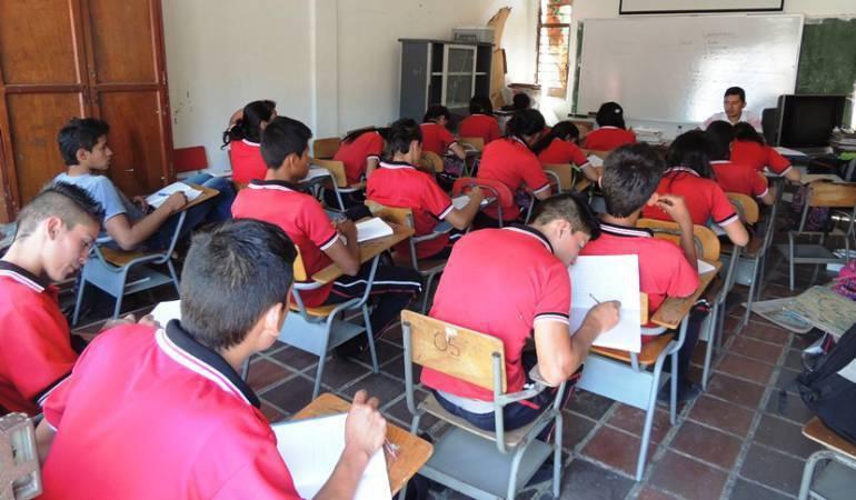 Estudiantes nortesantandereanos listos para las pruebas de Estado