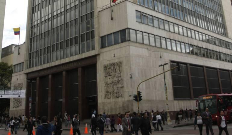 Justicia en asesinato Banco de la República: Legalizaron captura por crimen de funcionario del Banco de la República
