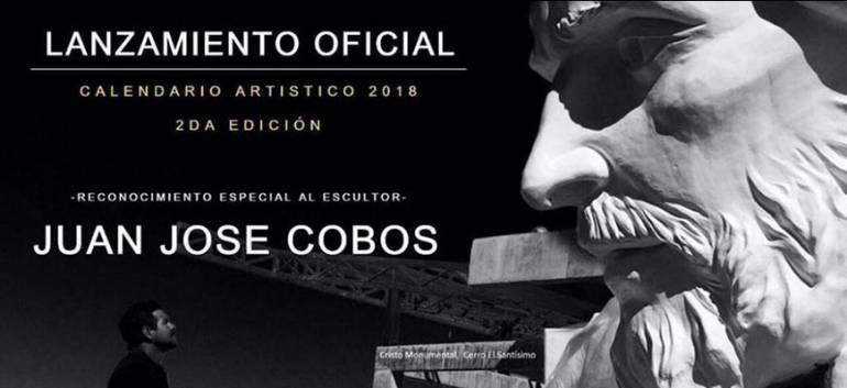 """La exposición BAF: Una nueva temporada de arte con el """"Calendario Artístico BAF 2018"""""""
