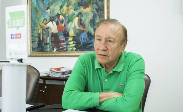 ALCALDE BUCARAMANGA IVAN DUQUE CONSULTA ANTICORRUPCION: Alcalde le pide a presidente Duque coherencia en la consulta anticorrupción