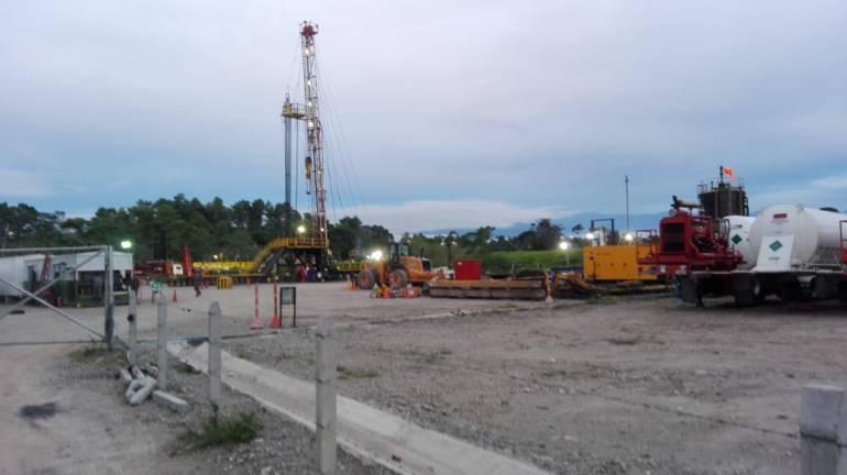 FRACKING MAGDALENA MEDIO SAN VICENTE HIDROCARBUROS PETROLEO ECOPETROL PAREX: Denuncian posible fracking en pozos de San Vicente de Chucurí