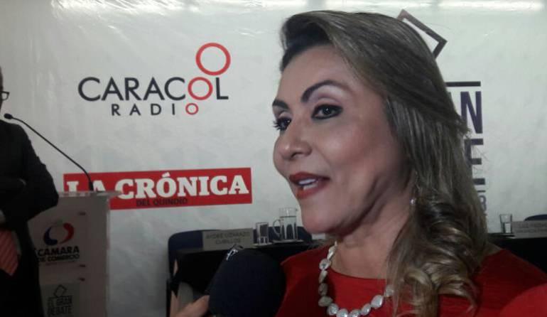 Luz Piedad Valencia Franco: Aceptan solicitud de traslado de cárcel a ex alcaldesa Luz Piedad Valencia