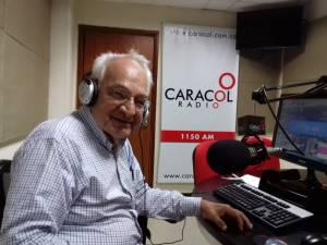 Cesar Hoyos Salazar ex alcalde