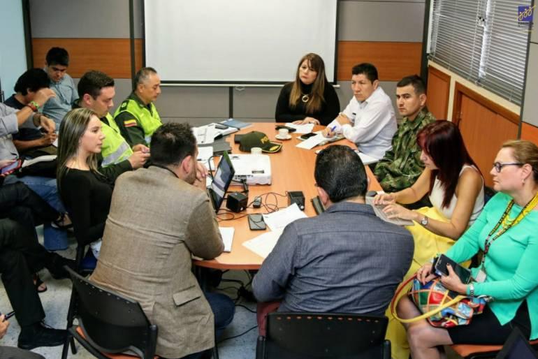 ESTRATEGIAS DELINCUENCIA BUCARAMANGA ROBOS ATRACOS HURTOS: Cuatro estrategias aplicarán las autoridades contra la delincuencia