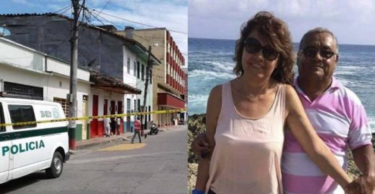 asesinan esposos: Asesinada pareja de adultos en Caicedonia, al norte del Valle