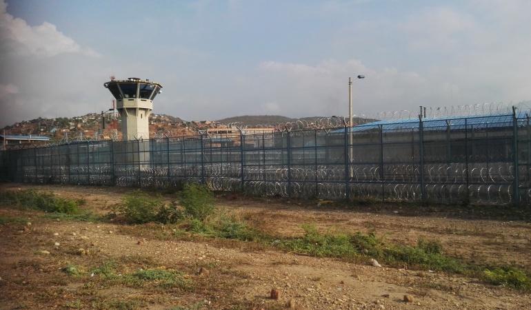 Cárcel modelo de Cúcuta