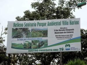 El Relleno Villa Karina estaba suspendido desde hace tres años
