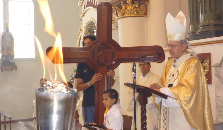 Monseñor Flavio Calle Zapata/Arzobispo de Ibagué