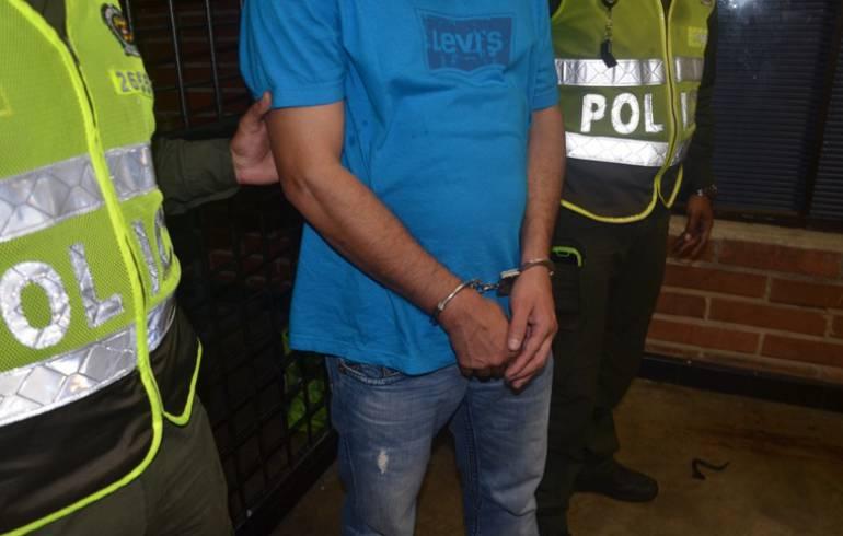 captura, narcotraficante, laureles: Legalizan captura de presunto narco extraditable capturado en Laureles