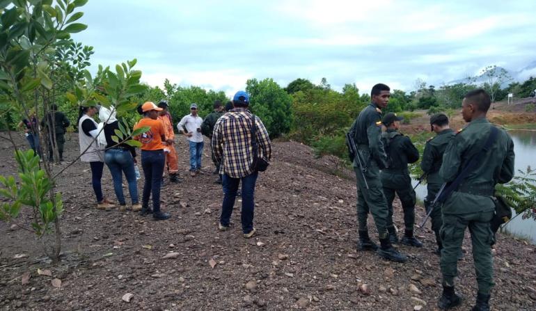 Lluvias en Colombia: Alerta naranja por posibles corrientes súbitas en sucre