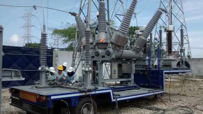 En un 95% fue superada la emergencia eléctrica: En un 95% fue superada la emergencia eléctrica