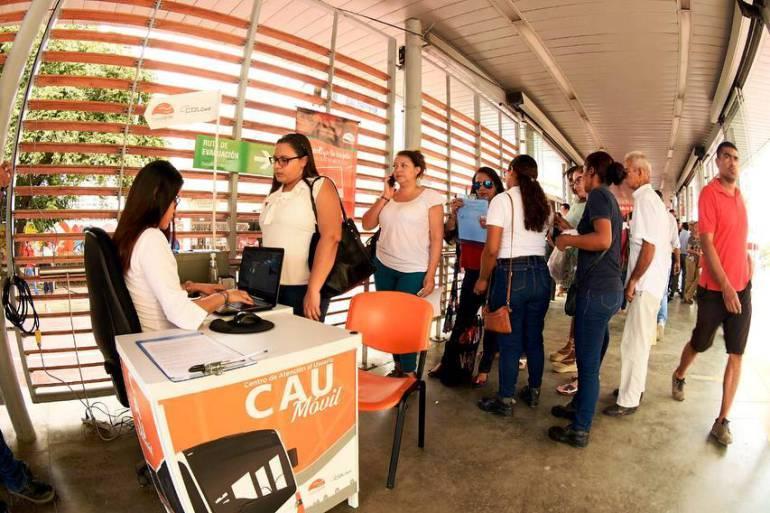 Transcaribe amplía puntos de recarga para usuarios en el sur de Cartagena: Transcaribe amplía puntos de recarga para usuarios en el sur de Cartagena