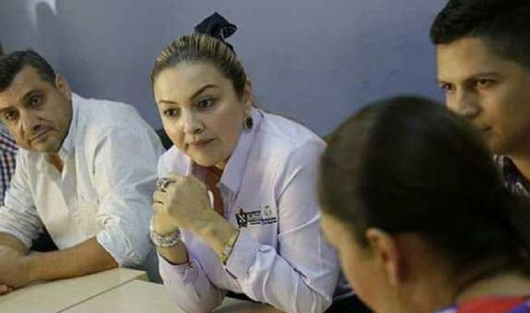Sandra Torres, secretaria de salud del Tolima.
