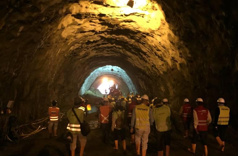 Túnel de oriente: No en diciembre, en mayo entregarán el túnel de oriente