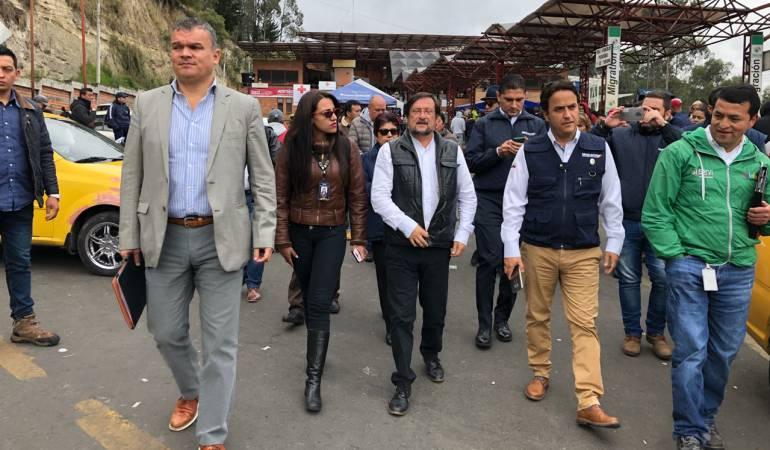 Tramites migratorios: Agilizarán trámites migratorios a venezolanos en Rumichaca