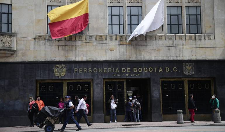 Personería de Bogotá: Personería adelanta 2850 procesos disciplinarios a funcionarios Distritales