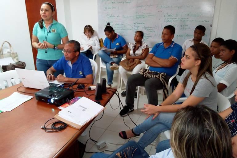 Alcaldía de Arjona promueve la educación ambiental a través de curso: Alcaldía de Arjona promueve la educación ambiental a través de curso