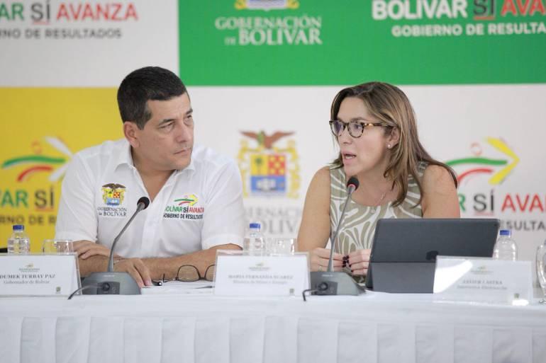 Buscan garantizar $1,4 billones para el servicio de energía en el Caribe: Buscan garantizar $1,4 billones para el servicio de energía en el Caribe