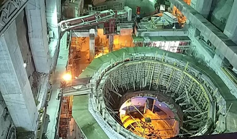 Hidroituango: EPM verificará estado del cuarto de máquinas de Hidroituango en septiembre