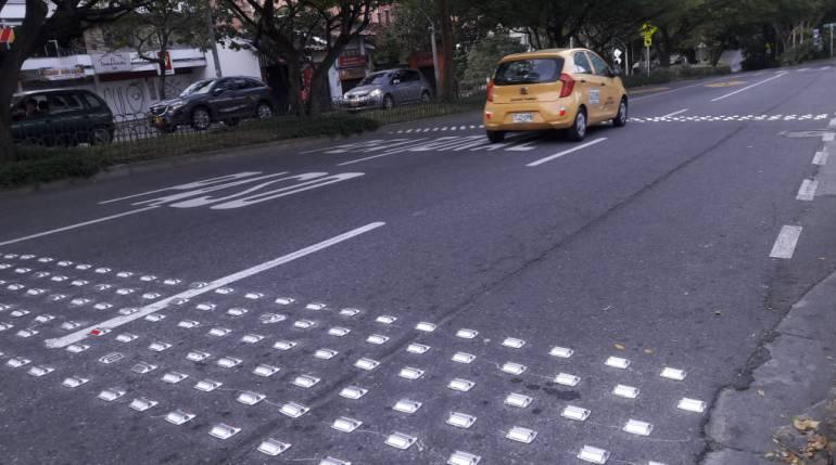 Peatones de Medellín tienen nuevos espacios para movilizarse
