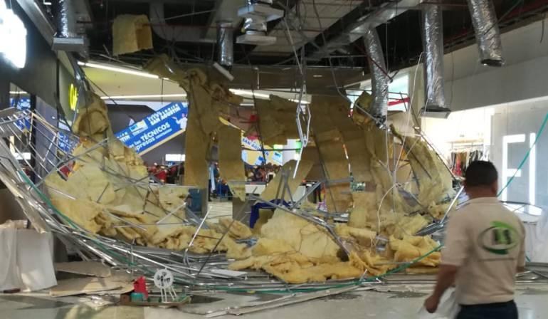 Centro comercial Montería.