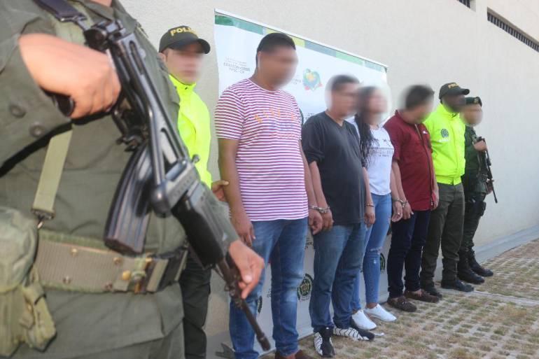 En Bolívar desarticulan banda que traía hidrocarburo ilícito de Venezuela: En Bolívar desarticulan banda que traía hidrocarburo ilícito de Venezuela