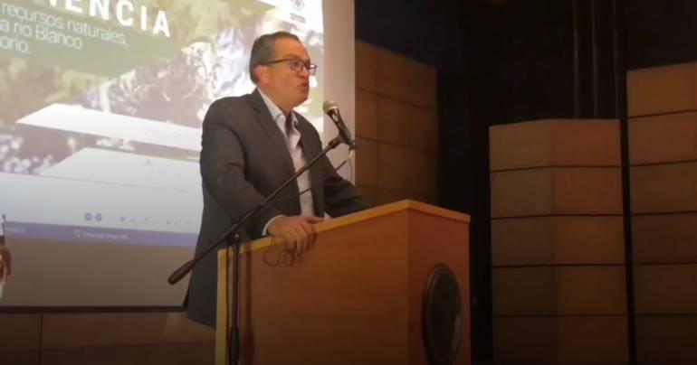 audiencia pública del Procurador sobre reserva Río Blanco: Procuraduría pide definir con celeridad acción popular de Rio Blanco