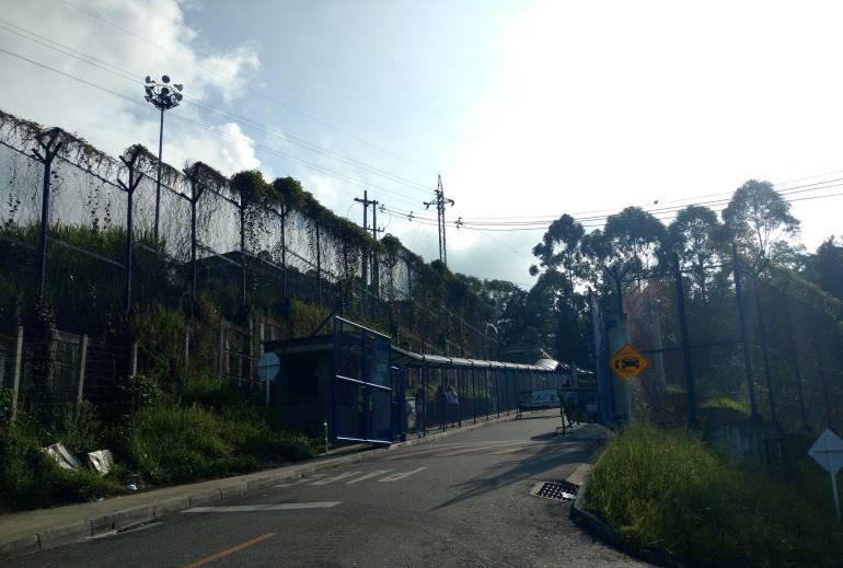 Cárcel El Pedregal: Sellan cocina de uno de los patios de la cárcel El Pedregal de Medellín