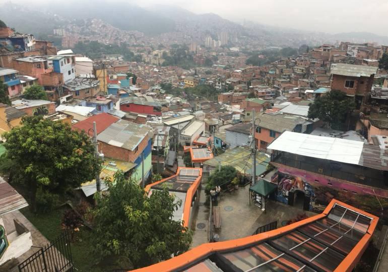 Ataque sicarial deja un muerto en la Comuna 13 de Medellín