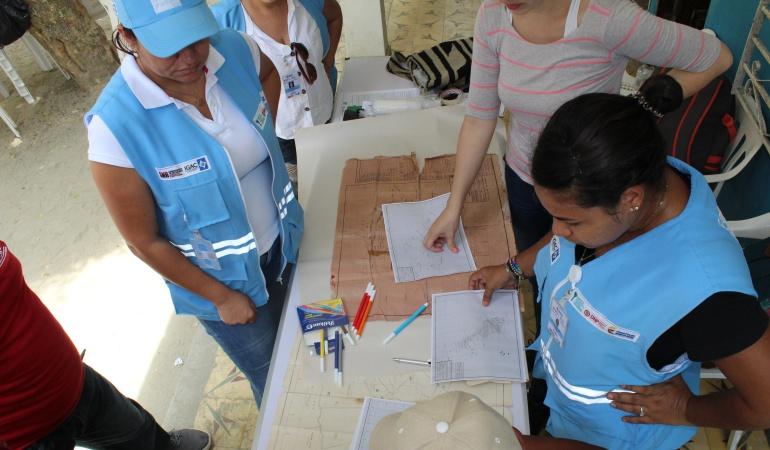 Formalizan propiedades Sucre: Avanza formalización de la propiedad en los Montes de María en Sucre
