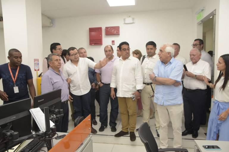 """Cartagena es modelo a nivel nacional con Transcaribe"": Alcalde de Soacha: ""Cartagena es modelo a nivel nacional con Transcaribe"": Alcalde de Soacha"