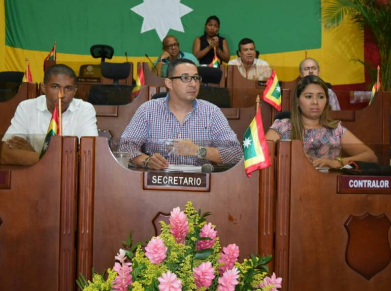 Concejo de Cartagena asigna ponentes a dos de los 15 proyectos de Acuerdo: Concejo de Cartagena asigna ponentes a dos de los 15 proyectos de Acuerdo