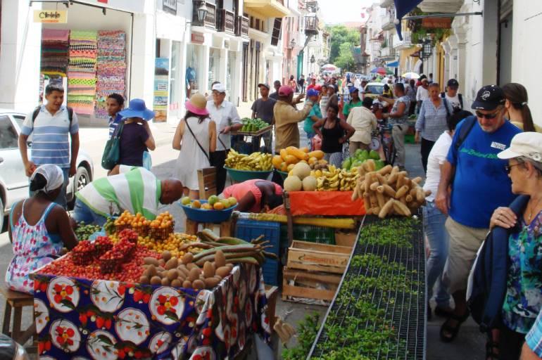 Comerciantes de Cartagena son optimistas de la reactivación de la economía: Comerciantes de Cartagena son optimistas de la reactivación de la economía