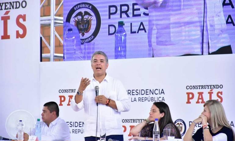 Fuerte llamado al Presidente Iván Duque por EPS Barrio Unidos