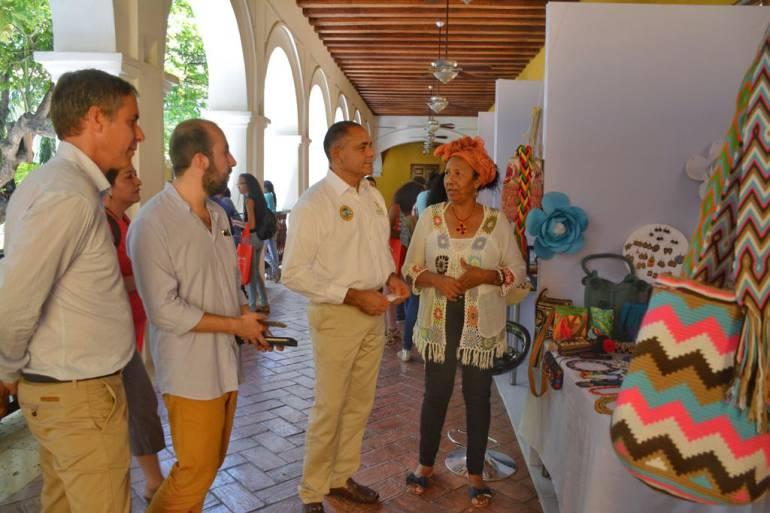Exitosa jornada en la I Feria de Cooperación e Inversión de Cartagena: Exitosa jornada en la I Feria de Cooperación e Inversión de Cartagena