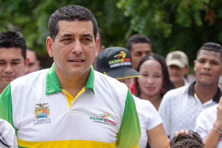 Gobernador de Bolívar advierte que Juegos Nacionales 2019 corren riesgo: Gobernador de Bolívar advierte que Juegos Nacionales 2019 corren riesgo